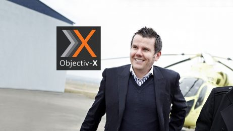 Simon Pollard Joins 'Objectiv-X' | Covvi News And Blogs