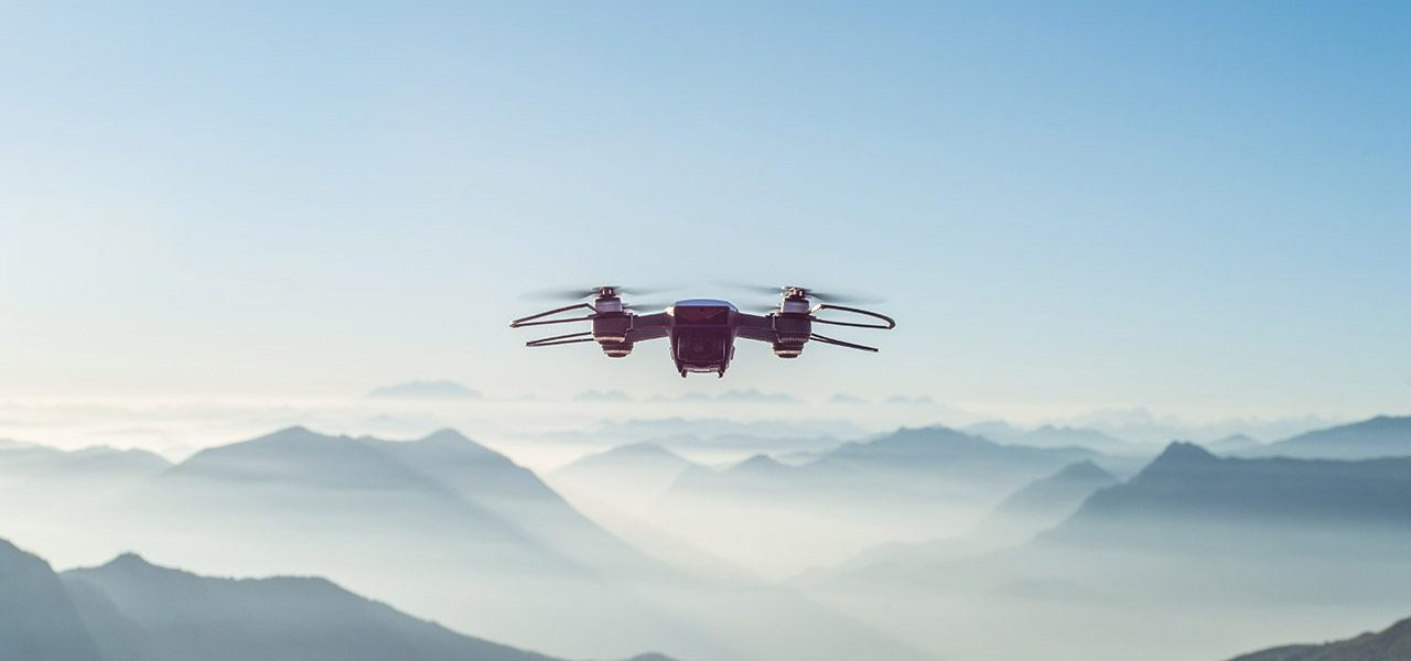 Drones: Supporting The Prosthetics Industry | COVVI News And Blogs