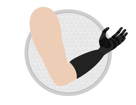 Multi-Articulated Hand