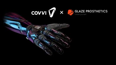Our Partnership With Glaze Prosthetics | COVVI News And Blogs