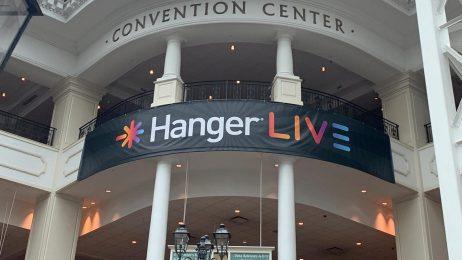 Hanger LIVE 2020   COVVI News And Blogs